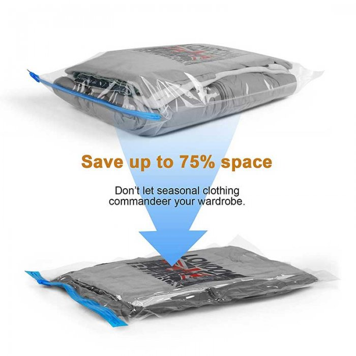 Vacuum Space Saver Bags 8 PCS