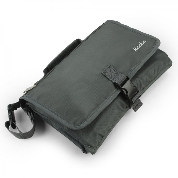 Clutch Pad Material : Becko diaper pad clutch baby changing handbag