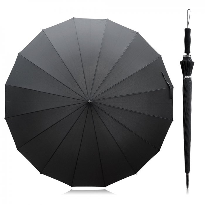 "47"" 16 Rib Auto Open Umbrella"
