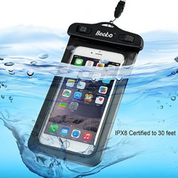 "4.7"" Waterproof Cell Phone Pouch"