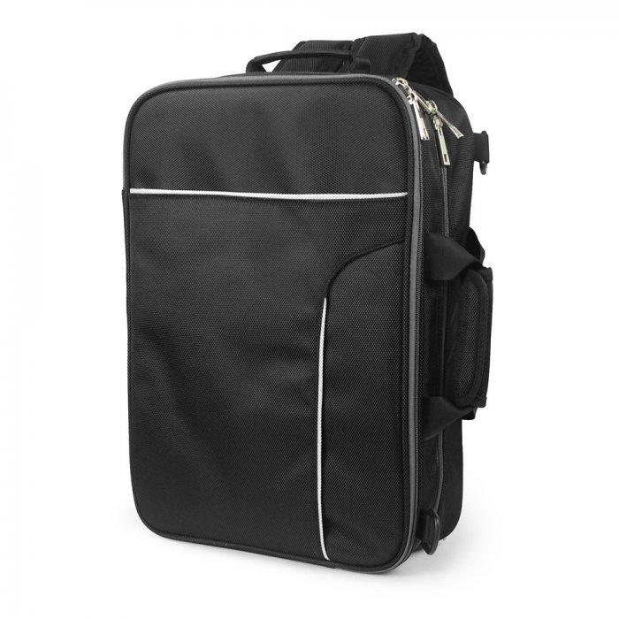 3-In-1 Padded Laptop Backpack