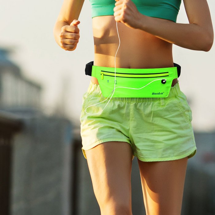 Ultra-thin Waterproof Running Belt